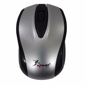 Kit 10 Mouse Óptico Sem Fio Wireless 1600dpi 2.4ghz Knup G12