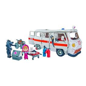Ambulancia De Masha Y El Oso - Simba