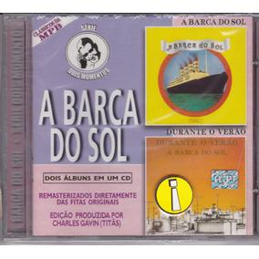 A Barca Do Sol - Cd Dois Momentos - 1974/1976 - Lacrado