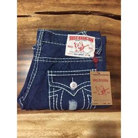 Jeans True Religion Caballero 32, Envio Gratis Y Msi !!!