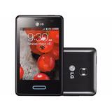 Smartphone Lg E425 Optimus L3 Ii 3g Wi-fi 3.2 3mp Semi Novo