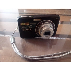 Camera Digital Sony Cyber /cabo/bateria/adaptador Barata.