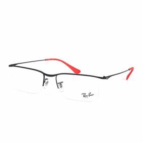 170456cfc6 Armação De Óculos De Grau Ray-ban Masculino Rb6370 2503