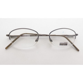 Óculos Grau  retro Fio De Nylon, Mola Hastes 8728x 1856282267