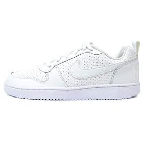 Zapatillas Nike Court Borough Low Azul Talle 37 - Zapatillas Talle ... b34d32df237