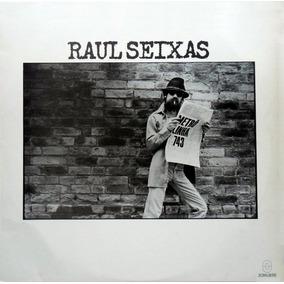 Lp Raul Seixas - Metrô Linha 743 (1984) Novo Selo Fonografic