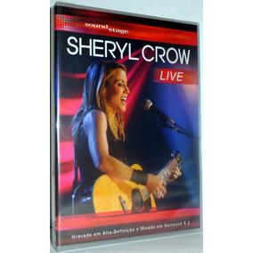 Dvd Sheryl Crow Live Soundstage - Lacrado