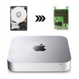 Mac Mini Actualizacion Disco Duro Estado Solido Ssd 240gb