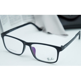 35c6017b5c3fc Armaçao De Grau Oculos Memory Preto Quadrado Ray Ban Origina