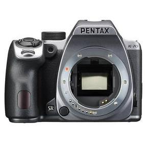 Pentax K-70 Dslr Cuerpo, Plata #16981
