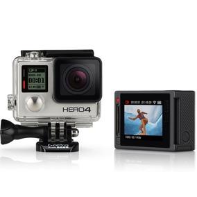 Camera Gopro Hero4 - Silver Edition