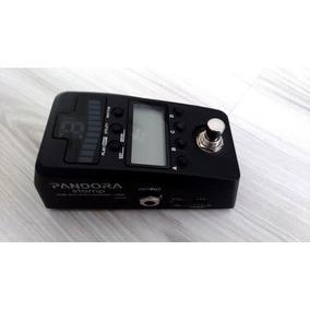 Pedal Multi-efeitos Korg Pandora Px Stomp Preto - Trocas