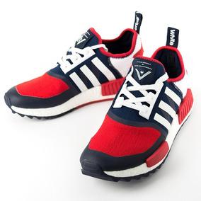 Tênis Adidas Nmd Trail Branco - Calçados de693540dcd9b