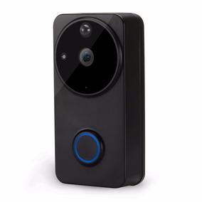 Bateria Sem Sem Fio 720p Wifi - Doorbell Vídeo Doorbell