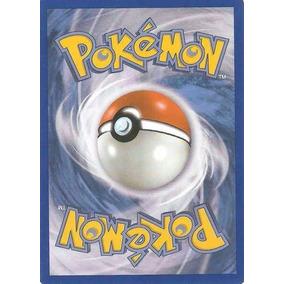 Mega Lote Pokémon Com 100 Cartas Comuns + 10 Raras - Barato