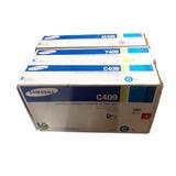Kit 03 Toner Samsung 409 Cyan/ Yellow/ Magenta Original