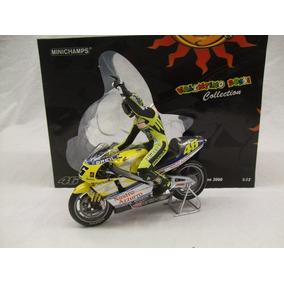 Minichamps Honda Nsr500 Rossi Donington 2000 1/12