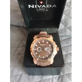 Reloj Para Dama Nivada Cafe