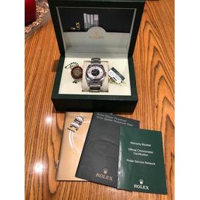 Rolex Datejust Oyster Perpetual Original Con Caja Y Papeles