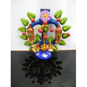 Arbol De La Vida Artesania Mexicana A Mano Decoracion Av12