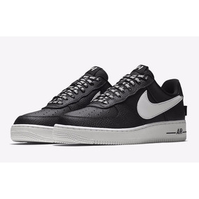 check out c42f8 a4895 Zapatillas Nike Air Force 1 Low Nba Negro Blanco Nuevo 2017