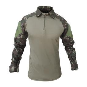 Farda Tática Calça Cargo+combat Shirt Camuflada E Colorida