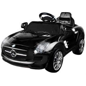 Carro Elétrico Infantil Mercedes Benz Controle Remoto 6v Mp3