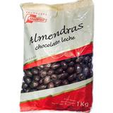 Almendras Bañadas Chocolate 1kg - Hoy Oferta La Golosineria