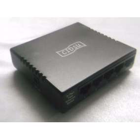 Switche 5 Puertos Internet Cidsu Equiprogram