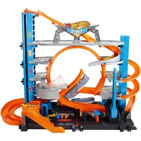 Ultimate Garagem Hot Wheels - Mattel
