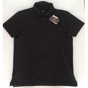 0057b8ac5d Camisa Polo Armani Exchange - Pólos Manga Curta Masculinas no ...