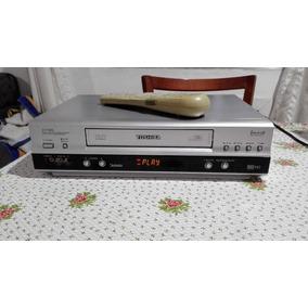 Video Cassete Toshiba Vc-x796 7 Cabeças Hi-fi Stereo Control