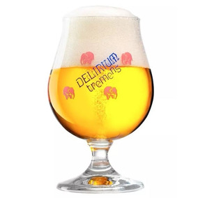 Copa De Cerveza Original Delirium Tremens