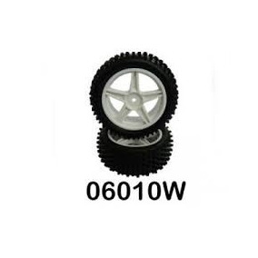 Himoto 06010w Front Wheel Complete Buggy