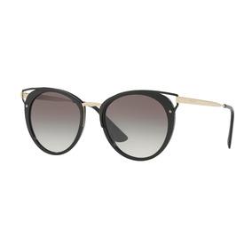 c18caa6048ca2 Prada  culos De Sol Pr 09qs 1ab0a7 Preto 49mm - Óculos no Mercado ...