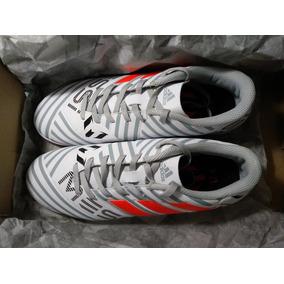 5d5c433316 Chuteira Futsal adidas Nemeziz 17.4 Masculina - Branco. R  150. 12x R  14. Frete  grátis