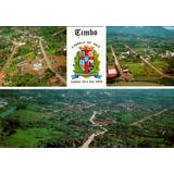 Tmo-47333- Postal Timbo, S C- Vistas Aereas Parciais