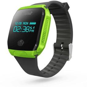Reloj Smartwatch Instto Insport Lite Natacion Correr Verde