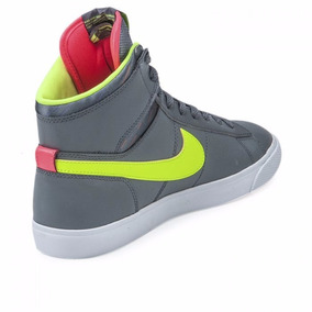 Zapatillas Nike Original Botitas Dama Match Supreme Hi Ltr W