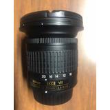 Nikon 10-20 Vr