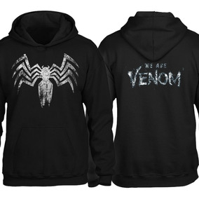 Sudadera Hoodie Venom Tom Hardy No Acuaman Shazam Spiderman