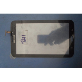 Touch Preto Tablet Samsung T211