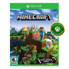 Game Microsoft Xbox One - Minecraft Explorer Pack