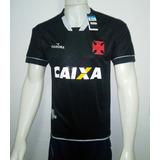 d6fd9e52c4 Camisa Vasco Da Gama 2018 -2019 Preta Supporter Importada M