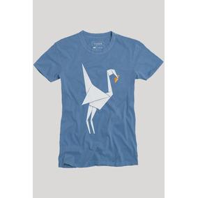 Camiseta Origami Reserva