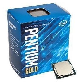 Processador Intel Pentium Gold G5600 Coffee Lake 8a Com Nota