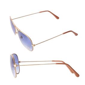 Óculos Original De Sol Pague 1 Leve 2 Uv400 Piloto Barato 435d2785eb