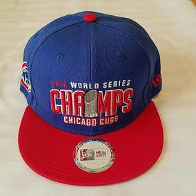 Gorra Chicago Cubs World Series en Mercado Libre México 9197b4ede7c