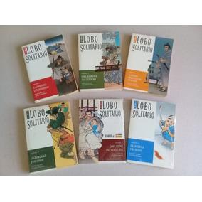 Lobo Solitário - 6 Primeiras Edições Panini 2004/2005