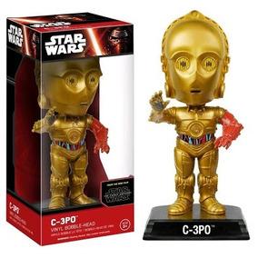 Funko Wacky Wobbler Star Wars C3po
